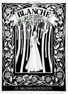 'Blanche' (1972); regia: Walerian Borowczyk