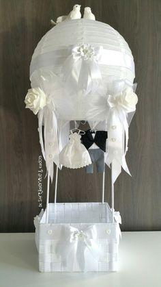 Hot air balloon wedding - New Site 21 Balloons, Wedding Balloons, Birthday Balloons, Bridal Shower Decorations, Balloon Decorations, Wedding Decorations, Balloon Ideas, Wedding Cards, Diy Wedding