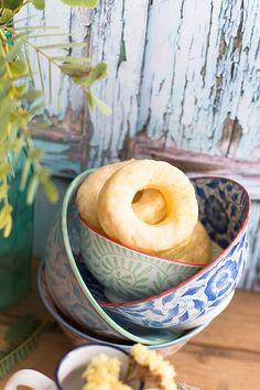 Como hacer rosquillas de yema sencillas