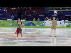▶ Davis/White 2010 Olympics OD 'Indian Folk Dance' - YouTube
