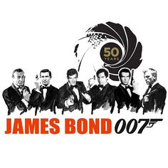 Which #Bond was your favorite?