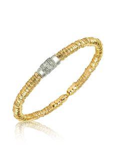 Orlando Orlandini Capriccio - Diamond 18K Gold Chain Snake Bracelet http://www.uk.forzieri.com/bracelets/orlando-orlandini/or30159-001-00