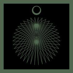 art design processing meditation third eye
