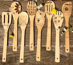 Bee Spoon Collection