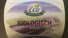 100% biodegradable label. www.bio4life.nl