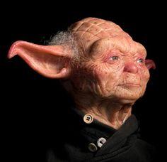 Bem Legaus!: Yoda de verdade