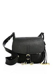 48e0fb98d15f Prada Leather Corsaire Messenger Bag - Prada Corsaire Bag - Ideas of Prada  Corsaire Bag #