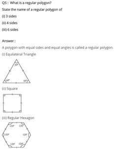 math worksheet : understanding quadrilaterals ncert extra questions for class 8  : Class 8 Maths Worksheets