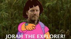 Jorah Game of Thrones meme