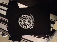 Shirt I made with the Silhouette Cameo!