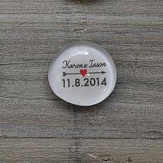 Make your own save the date magnets out of business card magnets learn how to diy save the date magnets in only 10 minutes solutioingenieria Image collections
