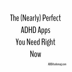 Best to-do list apps, calendar apps that work for ADHD brains, apps and add-ons that improve your writing -- and smart tricks on how to make sure you use them effectively. Adhd Relationships, To Do App, Adhd Facts, Adhd Diagnosis, Adhd Help, Adhd Diet, Adhd Brain, Adhd Strategies, Working Memory