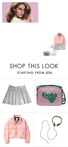 """""""her name is bubbles."""" by mindyourbusinessokay ❤ liked on Polyvore featuring Lacoste, Gola, Y-3, Madewell and Jeffrey Campbell"""