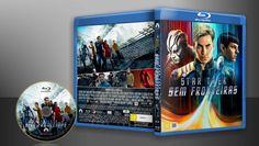 Star Trek - Sem Fronteiras (Blu-Ray) - Capa | VITRINE - Galeria De Capas - Designer Covers Custom | Capas & Labels Customizados
