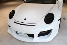 ポルシェ 911(Type997) FRF 997 WIDE BODY 中古車・新車情報 FASTES'CARS http://www.fastescars.co.jp
