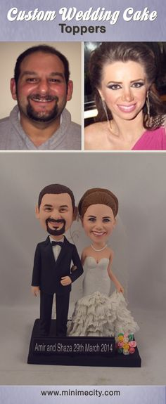 Comical Leg-Puller Wedding Cake Topper Party Supply, Black and White, Plastic , - Ideal Wedding Ideas Funny Wedding Cake Toppers, Personalized Wedding Cake Toppers, Wedding Cake Stands, Custom Cake Toppers, Custom Cakes, Wedding Cakes, Wedding Favors, Wedding Invitations, Wedding Cake Figurines