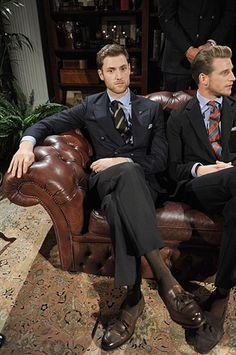London Collections Men - Home Preppy Men, Preppy Style, Dapper Gentleman, Gentleman Style, Suit Fashion, Preppy Fashion, Fashion Tips, Men's Tuxedo Styles, Mens Leotard
