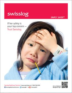 Swisslog - If her safety is  your top concern - Trust Swisslog ----- (As seen in the 2012 Pharmacy Platinum Pages Buyer's Guide: rxplatinumpages.com)