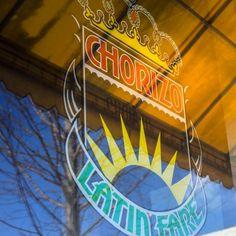 Chorizo Latin Fare    Ashville, NC 828.350.1332 chorizonc.com