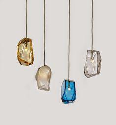 10 originales lámparas.
