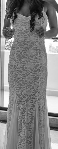 Trumpet Wedding Dress On Sale - Off Second Hand Wedding Dresses, Used Wedding Dresses, Flattering Dresses, Trumpet, Lace, Beauty, Trumpets, Racing, Beauty Illustration