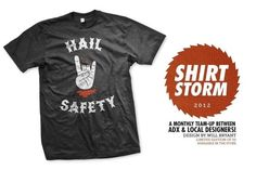 ADX Portland Made — Hail Safety designed by OMFG Co and Will Bryant in Design