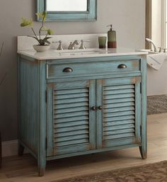 Awe Inspiring 15 Best Distressed Bathroom Vanities Images In 2018 Interior Design Ideas Gentotryabchikinfo