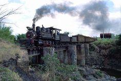 世界の蒸気機関車<キューバ(1991年)>