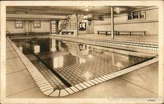 Alton IL Western Military Academy, Swimming Pool
