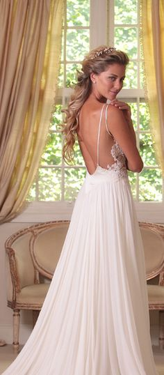 Wanda Borges Bridal Collection