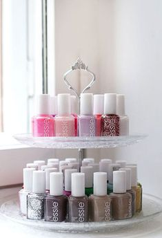 With a little help from Pinterest, we're sharing eight unique ways to organize beauty products.