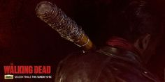 """The Walking Dead: New Negan Teaser Image Revealed  In anticipation of Jeffrey Dean Morgan's long-awaited debut as Negan during the Season 6 finale of The Walking Dead AMC has released a teaser image of the iconic villain.  Check out the photo below for a sneak peek at Morgan's foul-mouthed character who's wielding his trusty barbed wire-wrapped baseball bat he affectionally refers to as """"Lucille.""""   Photo credit: Gene Page/AMC  Thanks to Negan's strong language in the comics series creator…"""