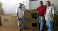 Caja de ahorro de Polivargas entrega 190 combos de Mi Casa Bien Equipada