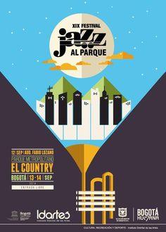 Jazz al parque. Bogotá 2014