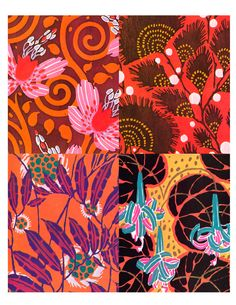 vintage patterns by E. A. Seguy, this blog is a good source for vintage illustrations.