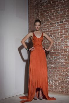 Bibhu Mohapatra New York - Spring Summer 2012 Ready-To-Wear - Shows - Vogue.it