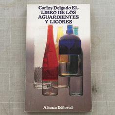 Libro de los aguardientes y licores #portadista #danielgil #cantabria #santander #covers #urbanexpo