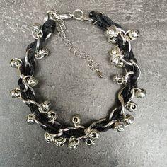 Trix - Armband Gehaakte Armband. Handgemaakt.