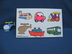 Encajes Rompecabezas - Juguetes didácticos, material didáctico, jardin de infantes, nivel inicial, Juegos, Juguetes en madera