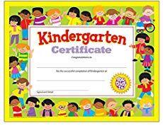 Kindergarten Diploma Includes 30 diplomas Ready to frame 8 x Graduation Certificate Template, Certificate Design Template, Kindergarten Graduation, Kindergarten Crafts, Kindergarten Classroom, Preschool Ideas, Craft Ideas, Preschool Certificates, Printable Certificates