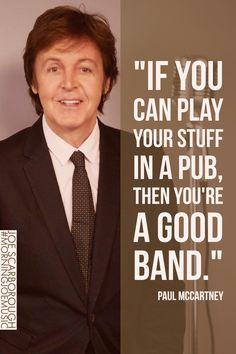 #PaulMcCartney #band