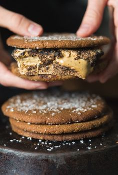 The Urban Poser: Gingerbread Marshmallow and Grain Free Gingerbread Cookie
