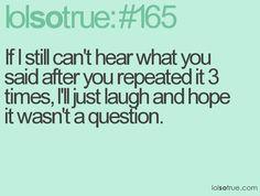 Yup...I've done that before ;)