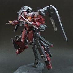 "Custom Build: HGUC 1/144 Jesta ""Close Combat Type"" - Gundam Kits Collection News and Reviews"