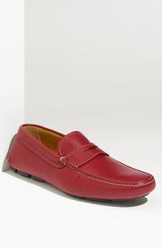 Prada Driving Shoe (Men) | Nordstrom.love the color !!