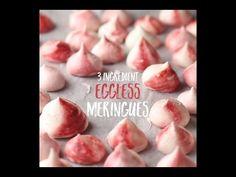 Vegan meringue kisses - Lazy Cat Kitchen
