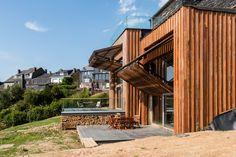 OYO ARCHITECTS MaisonRocheHaut