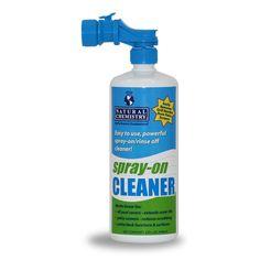 Spray on Cleaner