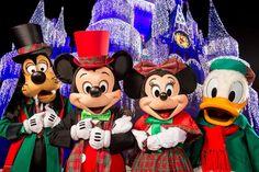 40 fotos que provam que o Natal na Disney é mágico