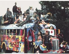"""Originally taken from 'Hipster', the term """"hippie"""" was used to describe beatniks who found their technicolor heart in the Haight-Ashbury district of San Francisco; children of the road who believed they should make love, not war. Their vocal opposition to the United States' involvement in the Vietnam War (1955-1975) and the increasingly rocky road to shared civil rights among all Americans led to this new, alternative form of activism."""